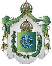 ARMAS DE S.A.I.R PRÍNCIPE D. LUIZ DE ORLÉANS E BRAGANÇA