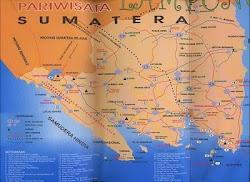 Peta Wisata Lampung