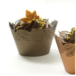 Fancy Cupcake Wrappers