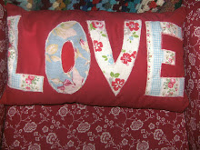 my love cushion!