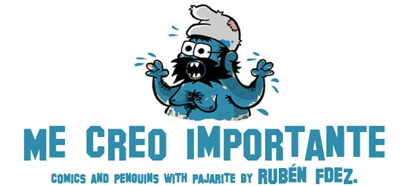 Me creo importante - Blog de Rubén Fdez.