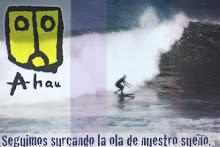 AHAU SURFBOARDS