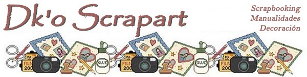 Dk'o Scrapart, Scrapbooking Azza,