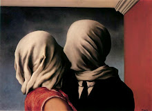 The Lovers - Magritte (1928)