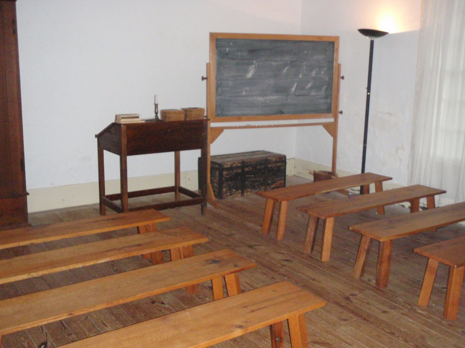 Burwell School Historic Site A Guide For Parents In The