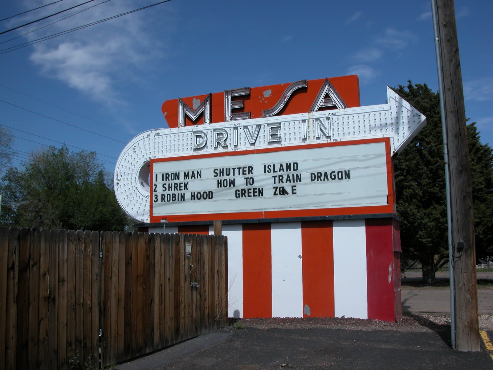 Drive In Movie Theater Pueblo Co