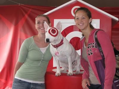 target dog logo. wallpaper the Target dog,