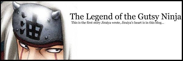 The Legend of the Gutsy Ninja