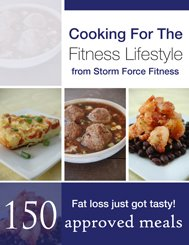 Cooking For The Fitness Lifestyle (Ebook)