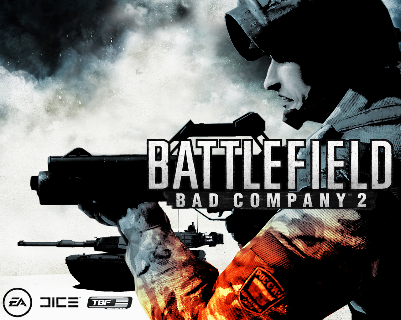Battlefield bad company wallpaper - photo#12