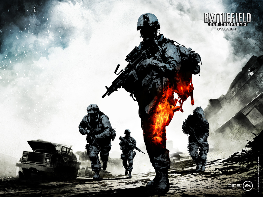 Battlefield bad company wallpaper - photo#4