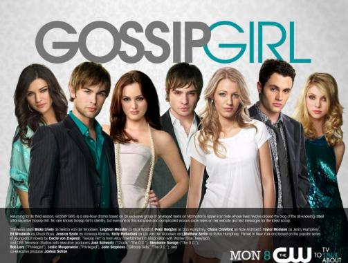 gossip girl season two