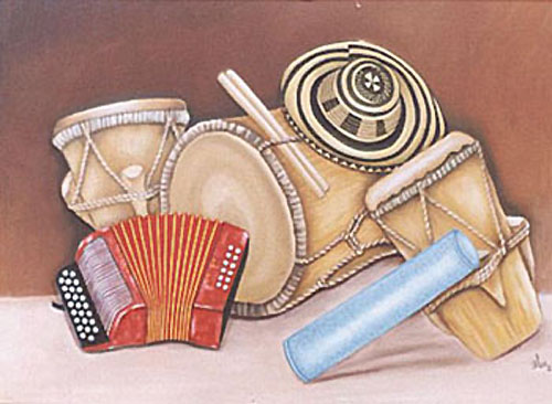instrumento musicales: