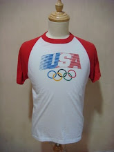 Vintage Levis Olympic USA