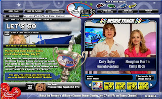 Closed 39 Disney Channel Games 2008 39 Official Website