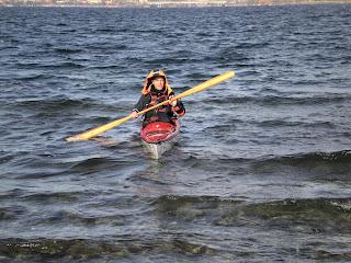 Nerrajaq sul lago di Garlate