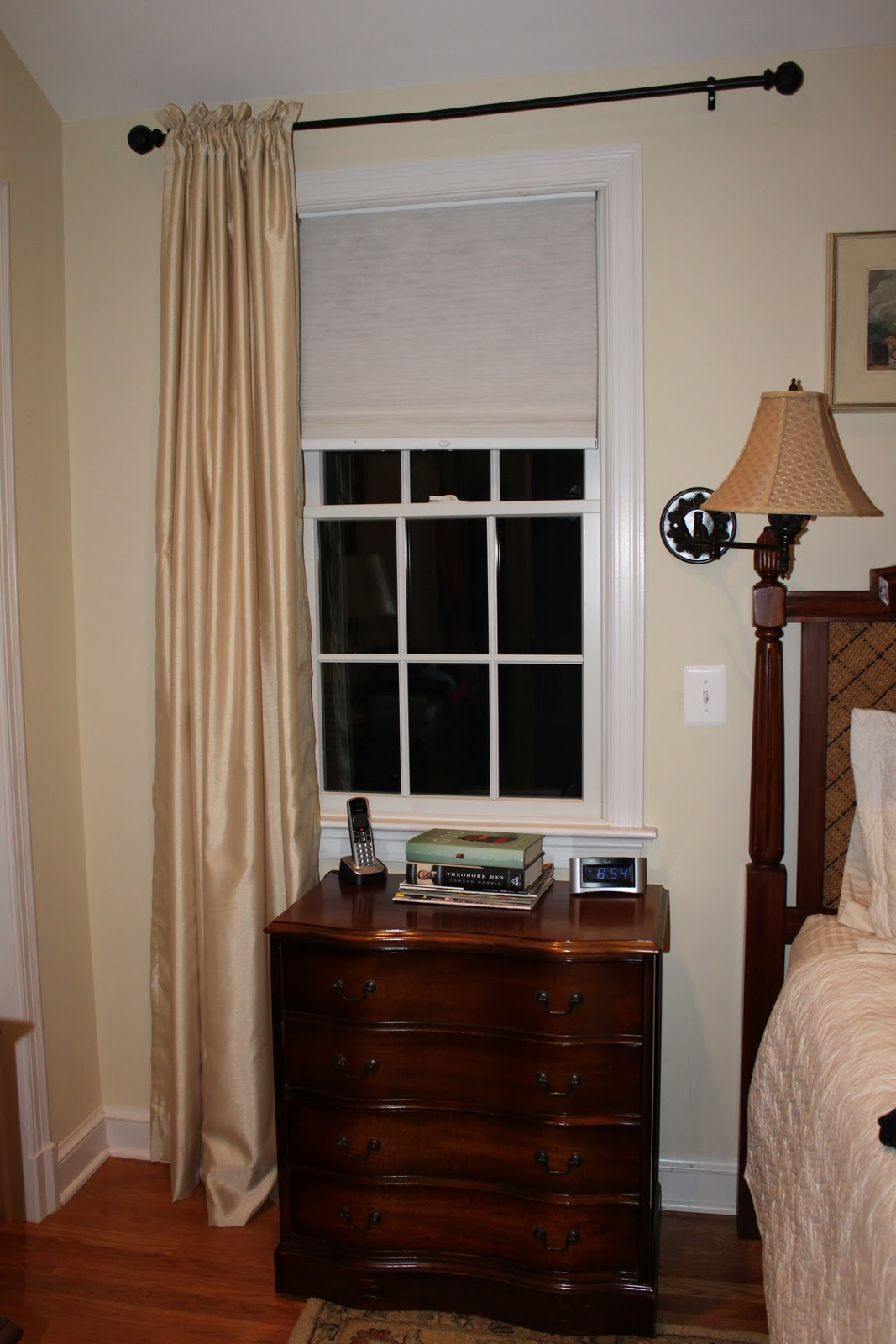 Transom Window Treatments