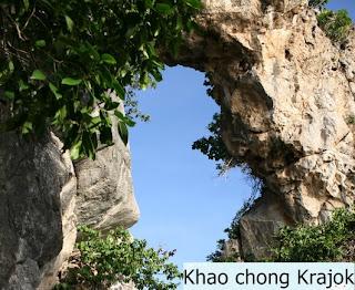 Khao chong Krajok