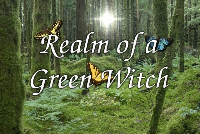 Realm of a Green Witch