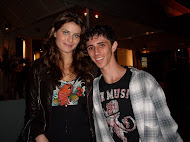 Isabeli fontana and Adal