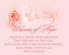 Women of Hope Blog Members Link ~