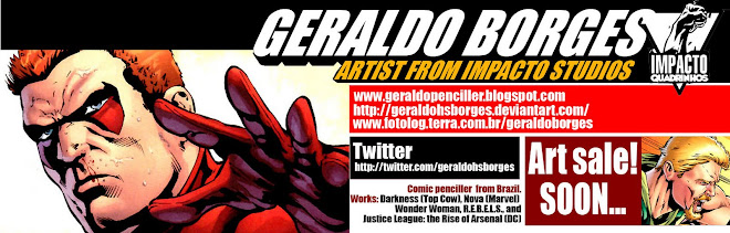 Geraldo penciller
