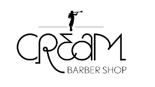 Cream Barber Shop