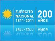 200 AÑOS DEL EJERCITO NACIONAL