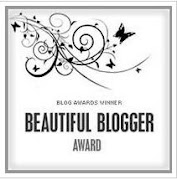 A beautiful blogger award from Shankar