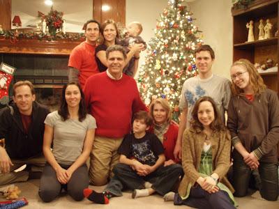 xmas family