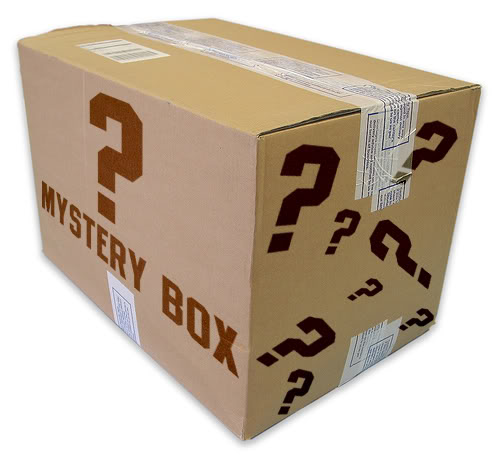 Bookhounds  Giveaway  February Mystery Box