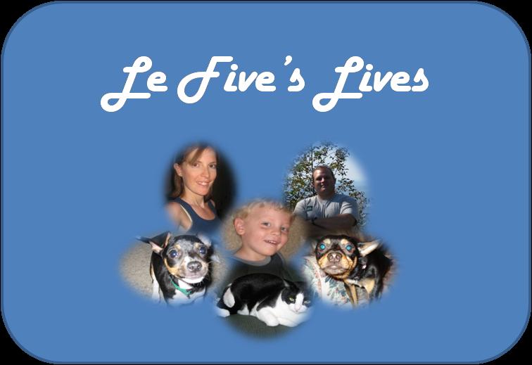 Le Five's Lives
