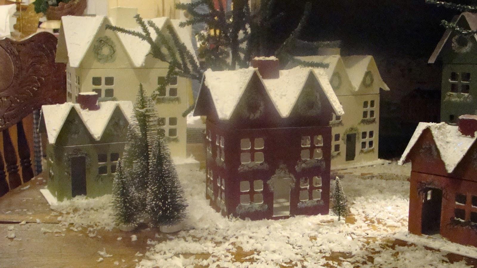 christmas village 8 MEMES