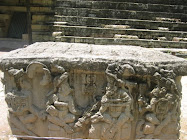Altar Q - Copán
