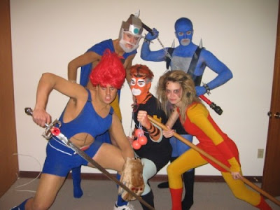Thundercat Costumes on Of The Finest Examples Of Thundercats Cosplay Costumes Some Are Good