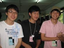 Jason Wong, Austin Hii, Brandon Khor