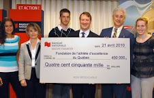La Banque Nationale appuie Marianne St-Gelais