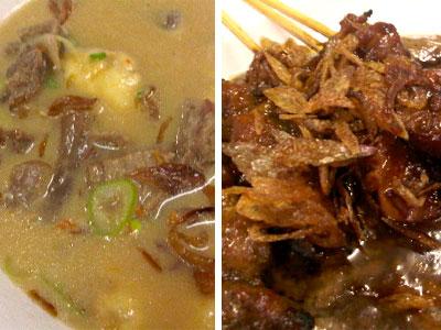 Kulineran Soto Betawi Pinangsia