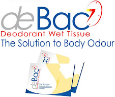 deBac7 - Deodorant Wet Tissue