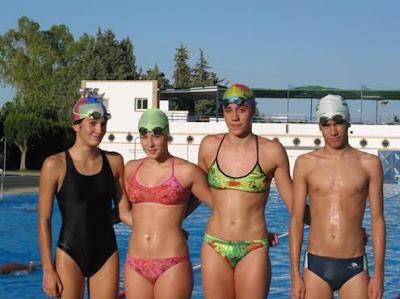 que se celebran en la piscina olímpica bernat picornell de barcelona
