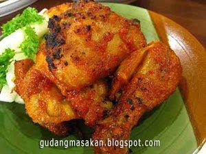 Resep Masakan Ayam Bakar Cincane
