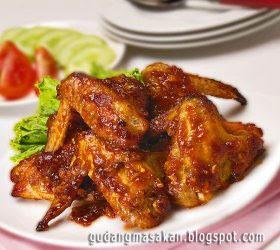 Resep Masakan Ayam Bakar Madu