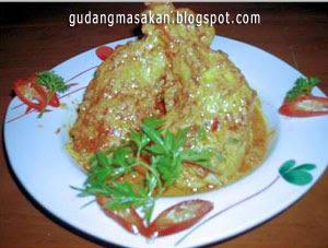 Resep Masakan Ayam Semur Santan