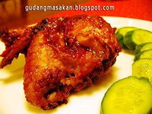 Resep Masakan Ayam Bakar Thailand
