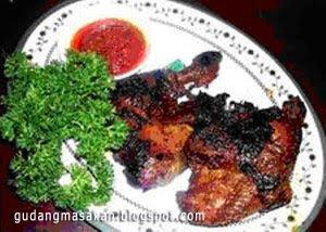Resep Masakan Ayam Bakar Bumbu Tomat