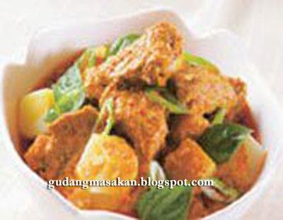 Resep Masakan Tuturuga Dari Daging