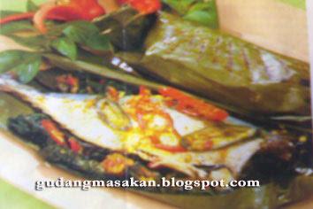 Resep Masakan Pepes Ikan Peda