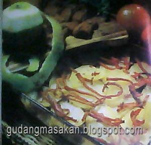 Resep Masakan Pastel Apel