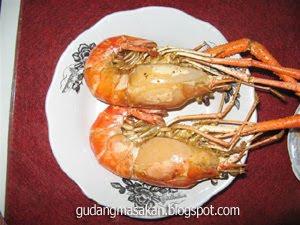 Resep Masakan Dendeng Udang