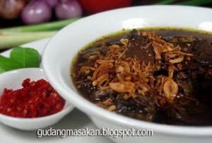 Resep Masakan Rawon